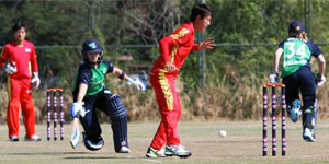 Ireland v China, World T20 Qualifier 2015