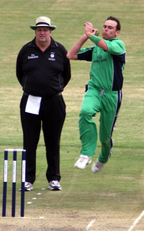 Trent Johnston (Photo: CricketEurope)