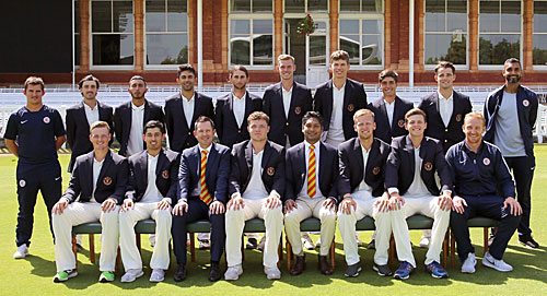 MCC Young Cricketers 2018
